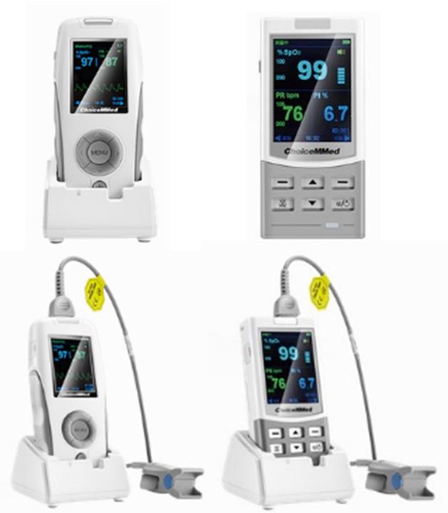 Handheld Pulsoximeter