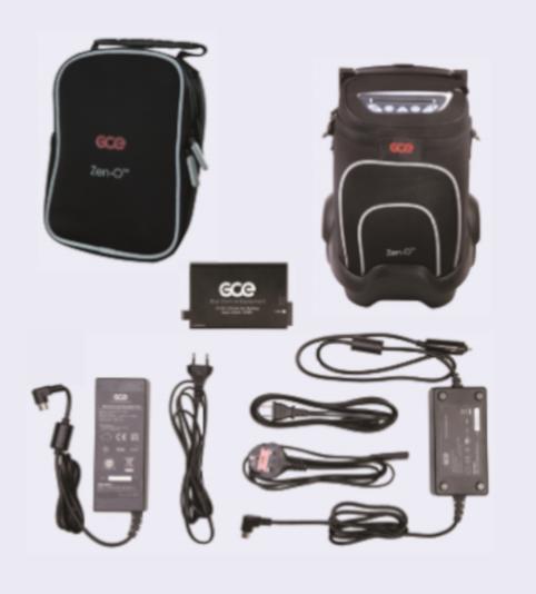 Zubehör für Zen-O mobiler Konzentrator