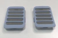 Eingangsfilter für Inogen One G3 (4 Stufen) Grobstaubfilter Partikelfilter Gehäusefilter (2 Stück)