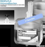 Sterilwasser RESPIFLO 500 ml mit Adapter 5 Stück 8% Rabatt gegenüber Einzelpreis!
