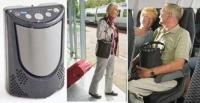Invacare® XPO2 tragbarer Sauerstoffkonzentrator