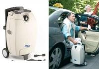 SOLO2 mobiler Sauerstoff-Konzentrator